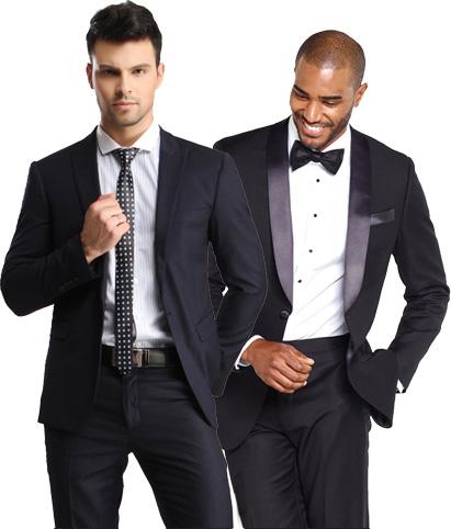 2 classy guys